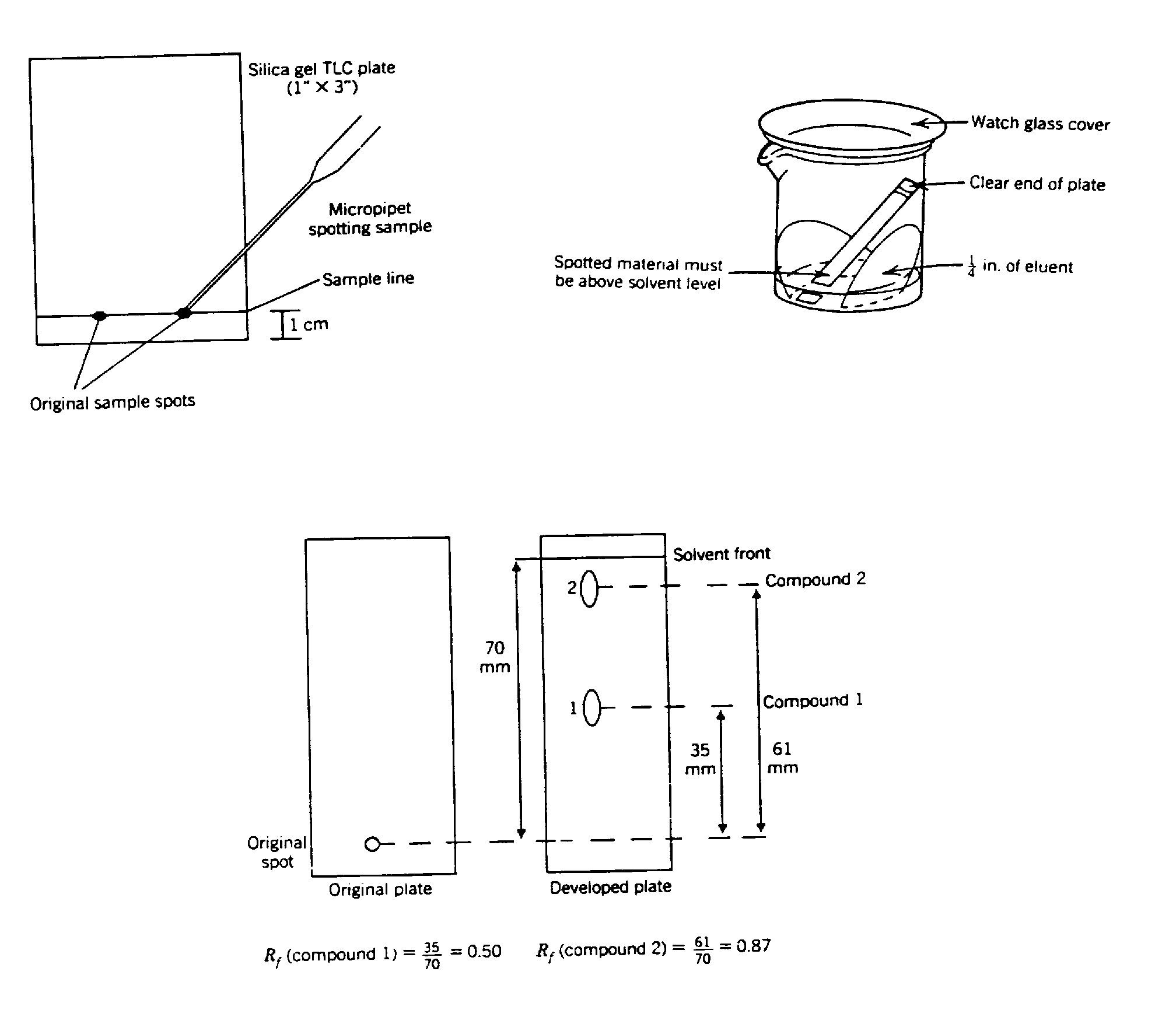 LAB EXERCISE 9: Introduction to Chromatography: Paper & Thin-Layer
