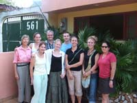 Group Picture in Nicaragua